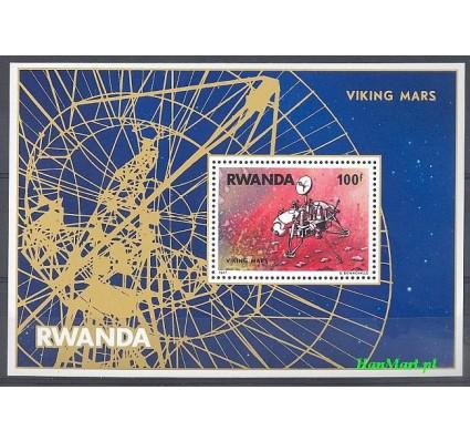 Rwanda 1977 Mi bl 78 Czyste **