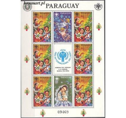 Znaczek Paragwaj 1981 Mi ark 3473 Czyste **
