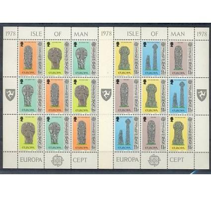 Znaczek Wyspa Man 1978 Mi ark 122-127 Czyste **