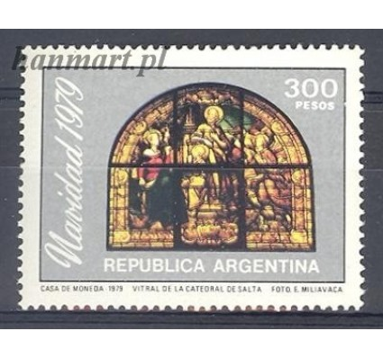 Znaczek Argentyna 1979 Mi 1420 Czyste **