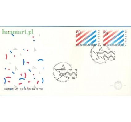Znaczek Holandia 1982 Mi 1207-1208 FDC
