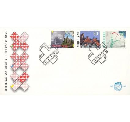Znaczek Holandia 1985 Mi 1276-1278 FDC
