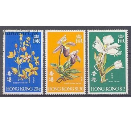 Hong Kong 1977 Mi 341-343 Czyste **