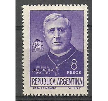 Znaczek Argentyna 1965 Mi 883 Czyste **