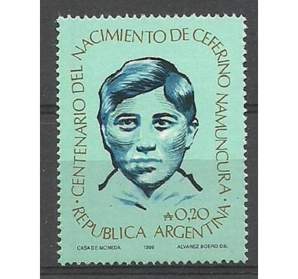 Znaczek Argentyna 1986 Mi 1818 Czyste **