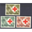 Portugalia 1965 Mi 987-989 Czyste **