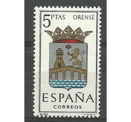 Znaczek Hiszpania 1964 Mi 1521 Czyste **