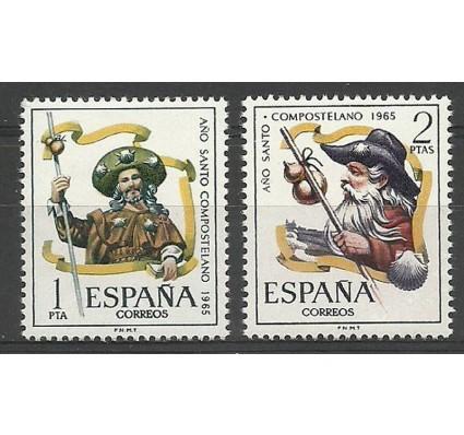 Znaczek Hiszpania 1965 Mi 1557-1558 Czyste **