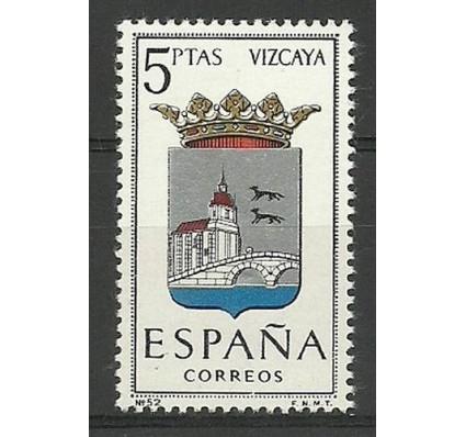 Znaczek Hiszpania 1966 Mi 1609 Czyste **
