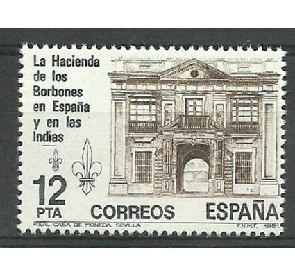 Znaczek Hiszpania 1981 Mi 2530 Czyste **