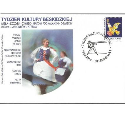 Znaczek Polska 2019 Mi 5128 Fi 4978 FDC