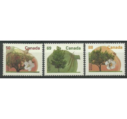 Znaczek Kanada 1994 Mi 1405-1407 Czyste **
