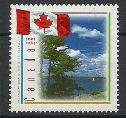 Znaczek Kanada 1995 Mi 1465 Czyste **
