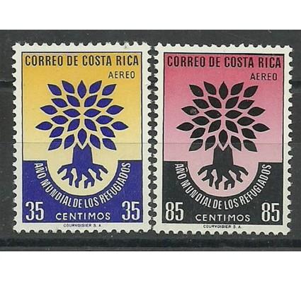 Znaczek Kostaryka 1960 Mi 556-557 Czyste **