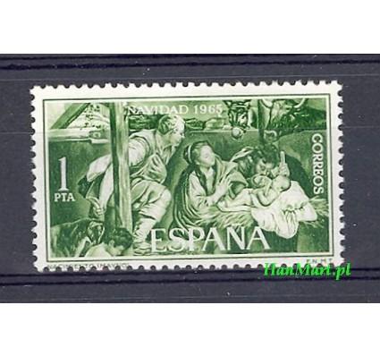 Znaczek Hiszpania 1965 Mi 1585 Czyste **