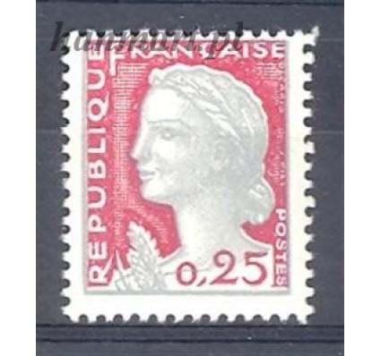Znaczek Francja 1960 Mi 1316 Czyste **