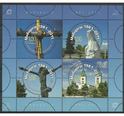 Znaczek Mostar 2011 Mi bl 25 Czyste **