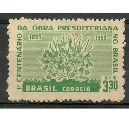 Znaczek Brazylia 1959 Mi 970 Czyste **