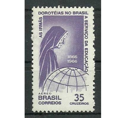 Znaczek Brazylia 1966 Mi 1103 Czyste **