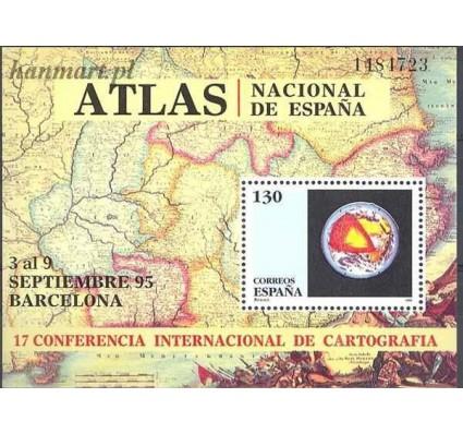 Znaczek Hiszpania 1995 Mi bl 59 Czyste **