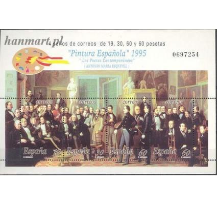 Znaczek Hiszpania 1995 Mi bl 61 Czyste **
