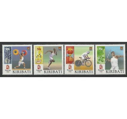 Znaczek Kiribati 2008 Mi 1071-1074 Czyste **