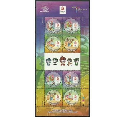 Znaczek Indonezja 2008 Mi ark 2596-2599 Czyste **