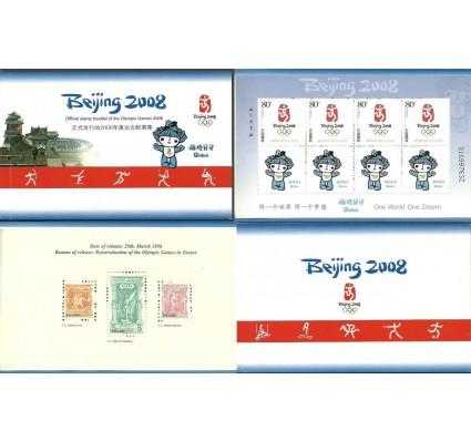 Znaczek Chiny 2006 Mi mh 3768A Czyste **