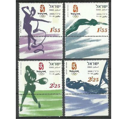 Znaczek Izrael 2008 Mi 2004-2007 Czyste **