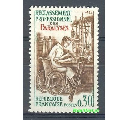 Znaczek Francja 1964 Mi 1461 Czyste **