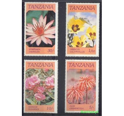 Tanzania 1986 Mi 324-327 Czyste **