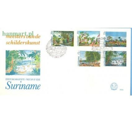 Znaczek Surinam 1981 Mi 957-961 FDC