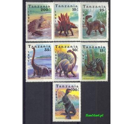 Tanzania 1991 Mi 854-860 Czyste **