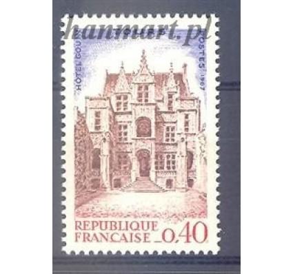Znaczek Francja 1967 Mi 1582 Czyste **