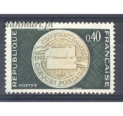 Francja 1968 Mi 1609 Czyste **