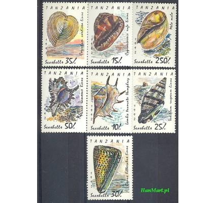 Tanzania 1992 Mi 1247-1253 Czyste **