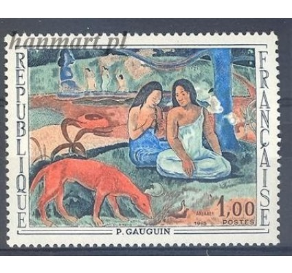 Znaczek Francja 1968 Mi 1635 Czyste **