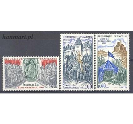 Znaczek Francja 1968 Mi 1644-1646 Czyste **