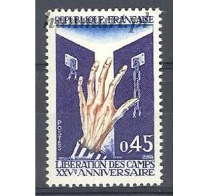 Znaczek Francja 1970 Mi 1718 Czyste **