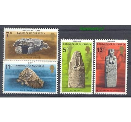 Znaczek Guernsey 1977 Mi 149-152 Czyste **