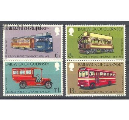 Znaczek Guernsey 1979 Mi 191-194 Czyste **
