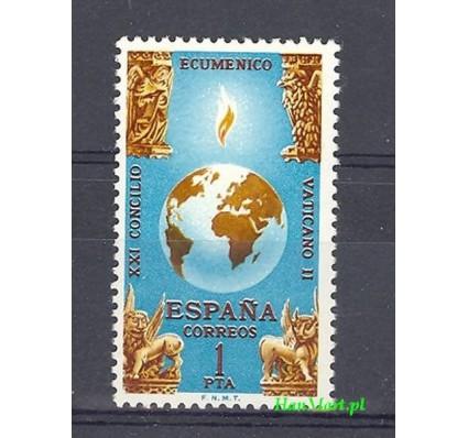 Znaczek Hiszpania 1965 Mi 1590 Czyste **