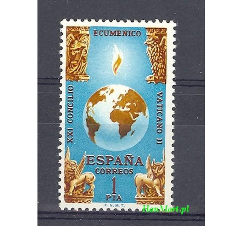 Hiszpania 1965 Mi 1590 Czyste **