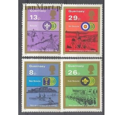 Znaczek Guernsey 1982 Mi 251-254 Czyste **