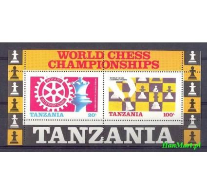 Tanzania 1986 Mi bl 54 Czyste **