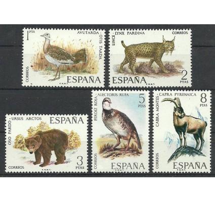 Hiszpania 1971 Mi 1931-1935 Czyste **