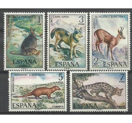 Hiszpania 1972 Mi 1997-2001 Czyste **