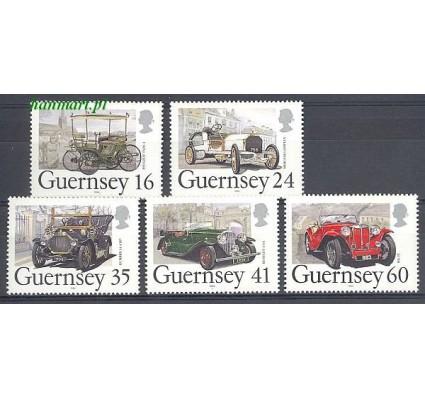 Znaczek Guernsey 1994 Mi 640-644 Czyste **