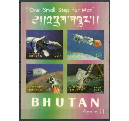 Bhutan 1969 Mi bl 32 Czyste **