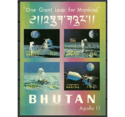 Bhutan 1969 Mi bl 33 Czyste **